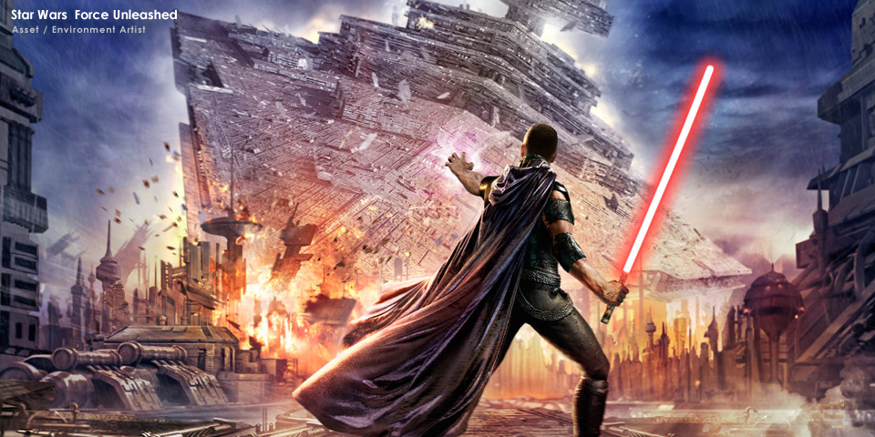 Star Wars : Force Unleashed(2008)